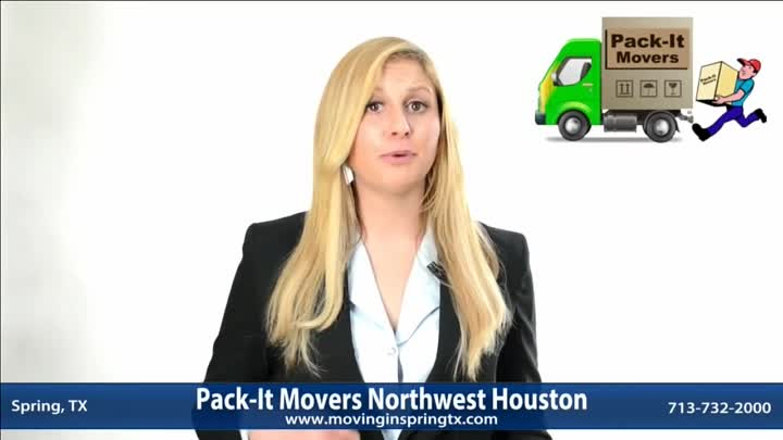 Movers In Spring TX