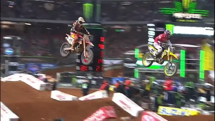 Видео: Supercross 2018 Ready For The Battle