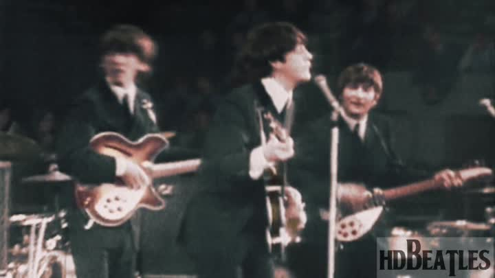 The Beatles - Can't Buy Me Love [NME Poll-Winners, Empire Pool, Wembley, London, United Kingdom]
