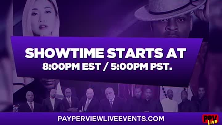 Видео: PPV CONCERT EVENT STARRING -STOKLEY WILLIAMS & FRIENDS- AND NEW BREAKOUT ARTIST -ANNAL'E