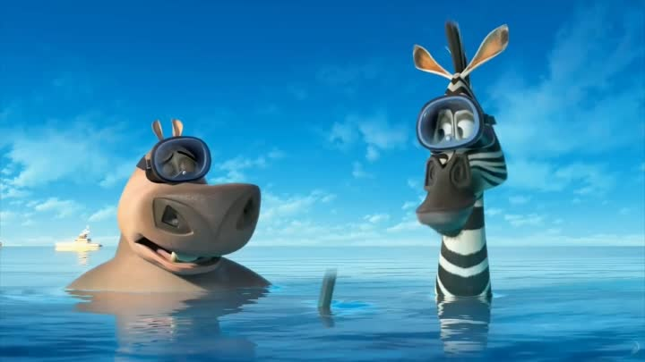 Madagascar 3: Europe's Most Wanted Trailer 2 Official 2012 [1080 HD]