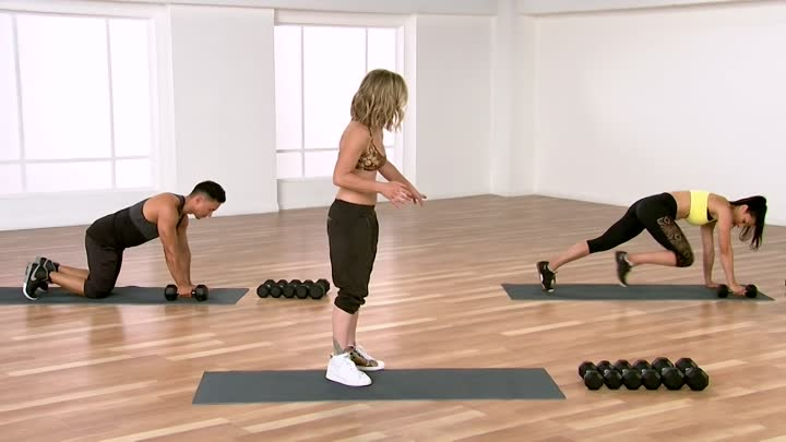 Видео: Jillian Michaels - Lift & Shred. Level 2 _ Джиллиан Майклс - Силовая тренировка