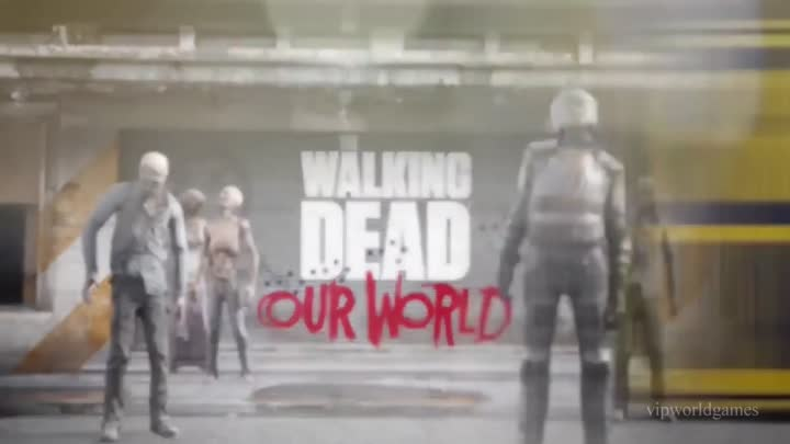 Видео: The Walking Dead Our World