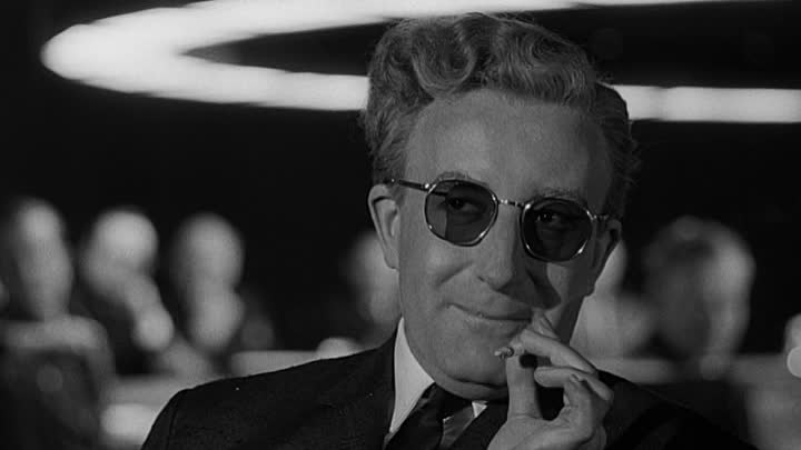 catch 22 and dr strangelove Best answer: dr strangelove has been around a long time you have a better chance of saying something original about inglourious basterds catch-22, the.