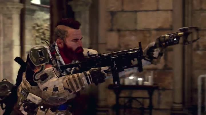 Видео: Call of Duty - Black Ops 4 — Multiplayer Reveal Trailer - PS4