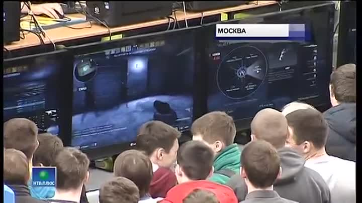 ТЕЛЕКАНАЛ НТВ ПЛЮС- Сюжет о TECHLABS CUP RU 2013