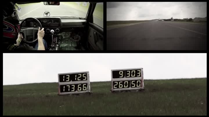 Видео: VW Golf MK2 AWD 900HP 9,08s @ 263kmh 16Vampir