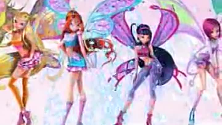 Winx Images with Charmix Music from Nick