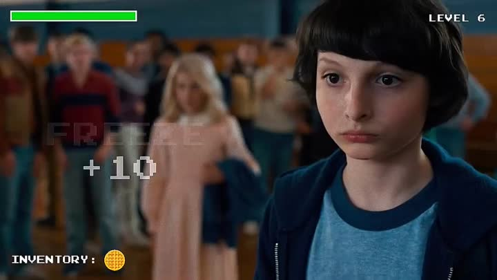 Stranger Things - Level Up (1080p FULL-HD) Netflix