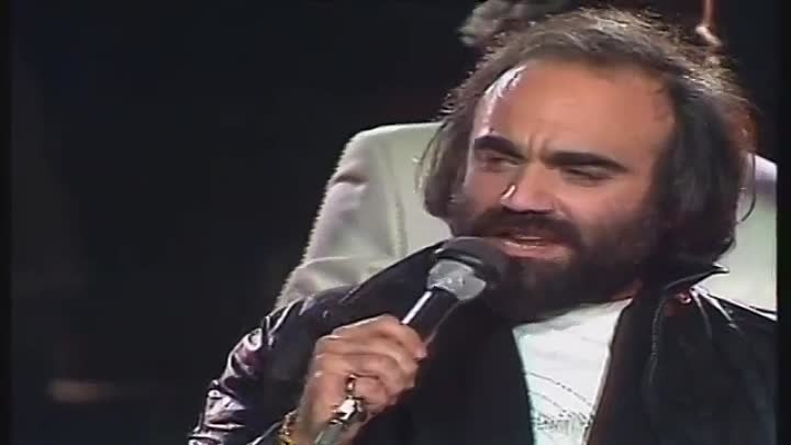 Demis Roussos and Vicky Leandros - Je T´aime mon amour 1982