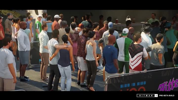 Видео: Hitman 2 - Gameplay Preview - PlayStation Live From E3 2018