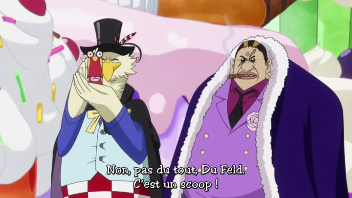 Видео: [Vostfr-anime.com] One Piece Ep 833 vostfr HD