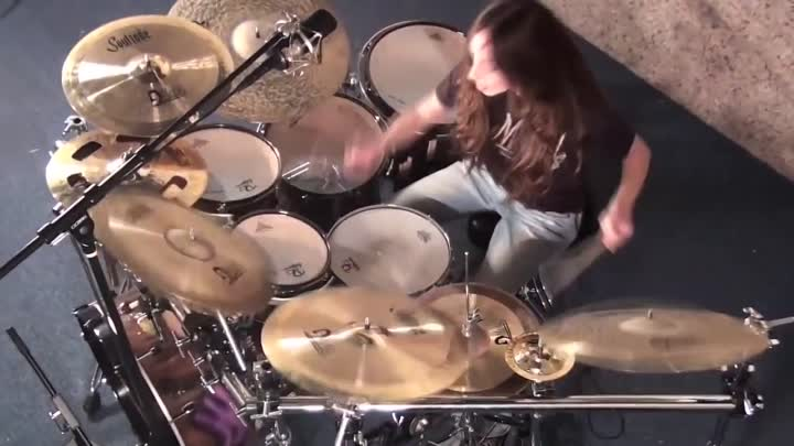 Видео: AVENGED SEVENFOLD - ALMOST EASY - DRUM COVER BY MEYTAL COHEN