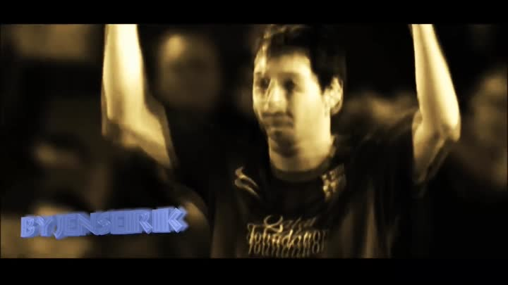 Lionel Messi - Can't Be Touched - 2012 - HD