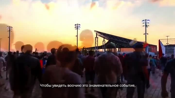 Видео: Welcome to Russia (FIFA World Cup 2018)