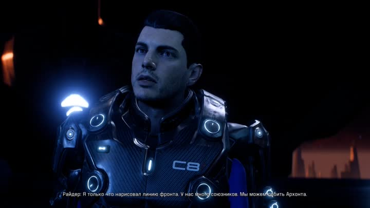 Видео: Mass Effect Andromeda | серия 122 | Прошлое настоящее и будущее | Меридиан путь домой