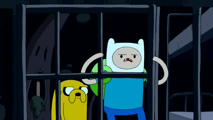 Adventure.Time.S01E24.What.Have.You.Done