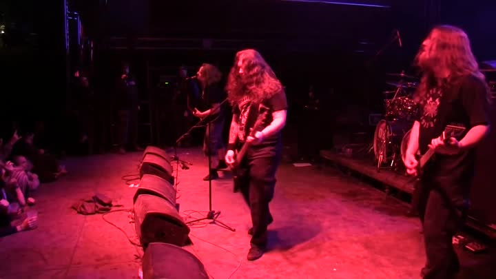 Видео: VOMITORY Live At OEF 2012