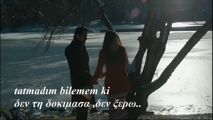 Видео: Karadayi mahir feride - sensiz saadet neymiş with lyrics - the best video