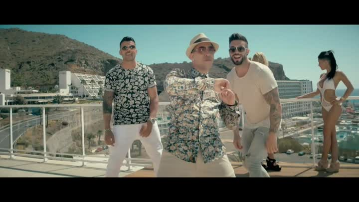 Estilo Libre ft. Rasel - Hace Calor 【Music Video New 2015】 © BLACK ♫ MUSIC