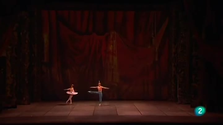 Видео: Финал Дон Кихот Bolshoi, Mariinnsky and Mikhailovsky ballet gala in Madrid 2011-Обрезка 02