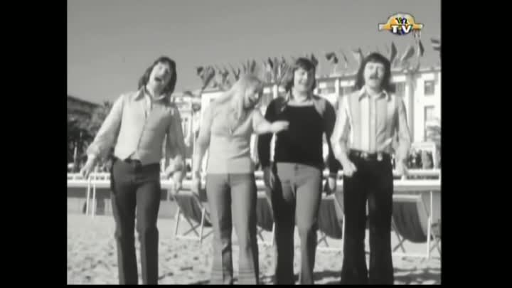 Видео: Middle Of The Road - Bottoms up ( Rare Original Promo Probably French TV 1972 )