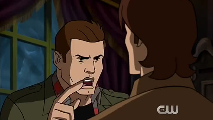 "Видео: Supernatural on Instagram_ ""They have a mystery to solve! Dont miss #Scoobynatu"