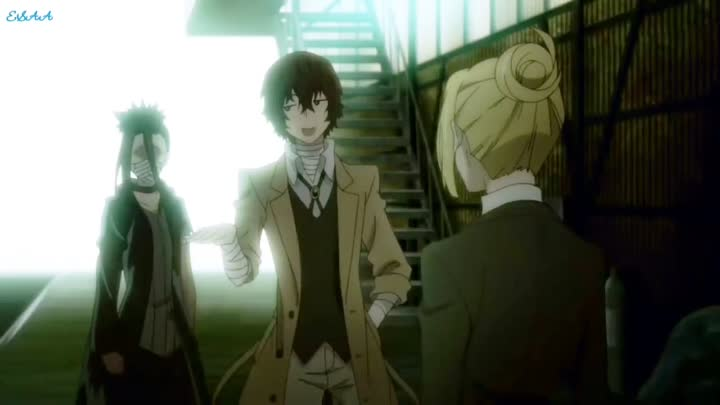 Видео: Bungou stray dogs Amv- Take a hint Amv HD