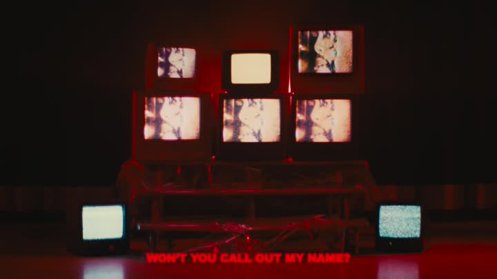 Видео: The Weeknd - Call Out My Name (Official Lyric Video)