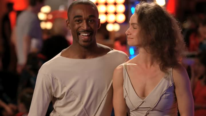 Freckled Sky: Howard Stern Hits Golden Buzzer for Dance Duo - America's Got Talent 2015