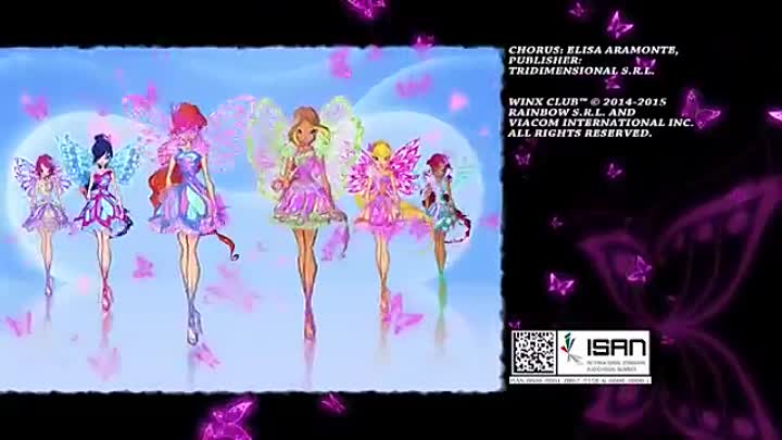 Видео: Winx Club - Season 7 - Official Closing Credits Song - EXCLUSIVE!