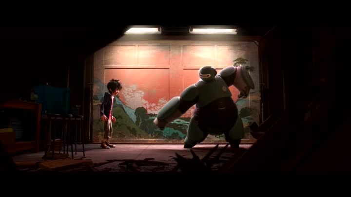 Видео: Fall Out Boy Immortals from Big Hero 6