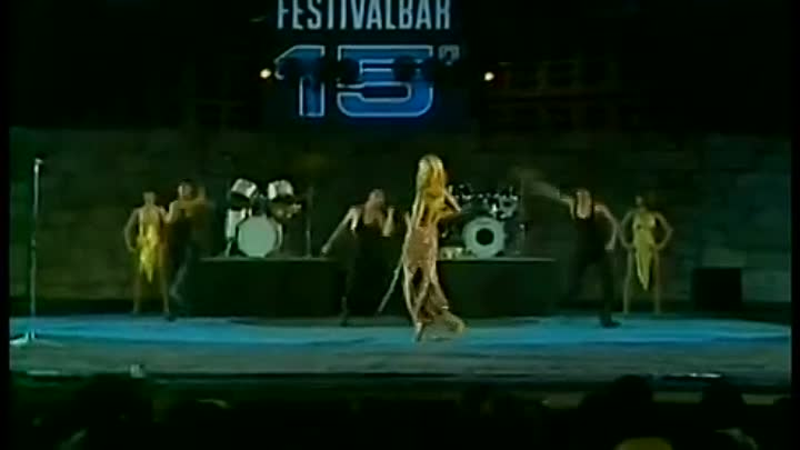 Видео: AMANDA LEAR - Enigma (Give a bit of hmm to me) (Live @ Festivalbar 1978)