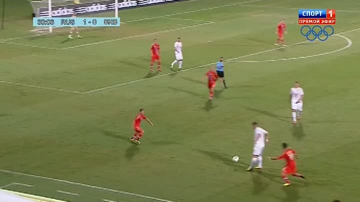 Видео: Friendly_15112013_Russia-Serbia_1-1