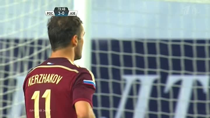 Видео: Friendly_03092014_Russia_Azerbaijan_4-0