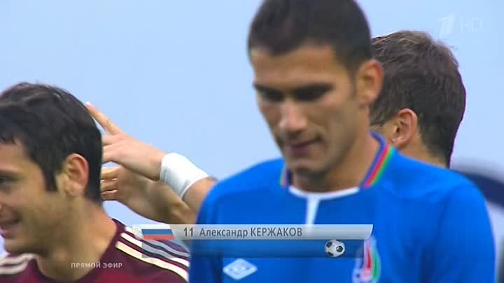 Видео: Friendly_03092014_Russia_Azerbaijan_1-0