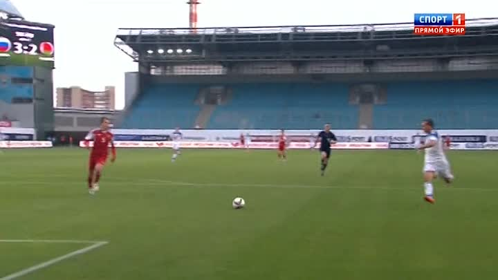 Видео: Friendly_07062015_Russia-Belarus_4-2