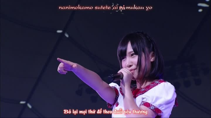 """Видео: [Vietsub] Concert """"AKB48 in Tokyo Dome : Dream of 1830 Meters"""" - Day 2 - Part.1"""