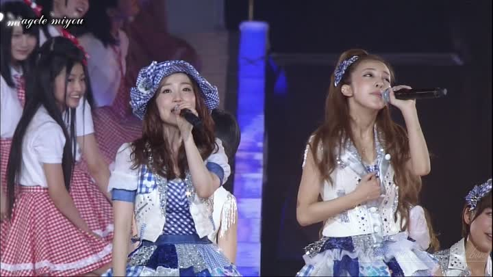 """Видео: [Vietsub] Concert """"AKB48 in Tokyo Dome : Dream of 1830 Meters"""" - Day 2 - Part.2"""