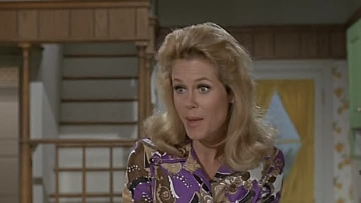 Видео: Bewitched s07e02. *Salem, Here We Come, Elizabeth Montgomery, Dick Sargent, Agnes Moorehead, Cesar Romero, Erin Murphy,Director: William Asher, Cinematography by Robert Tobey, Episode aired 1 October 1970