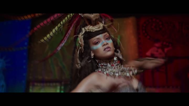Видео: Valerian and the city of a thousand planets ► Rihanna's Dance