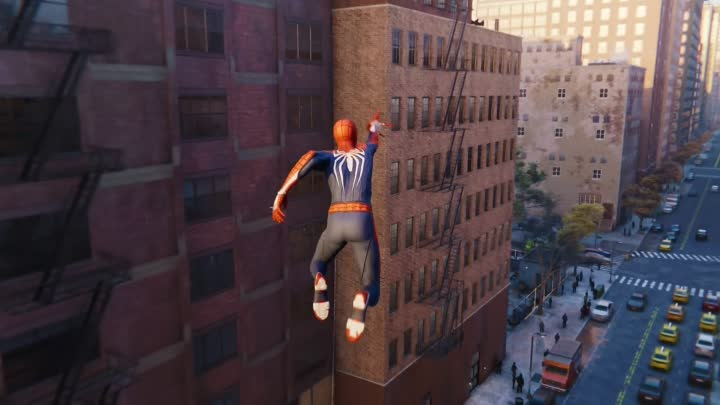 Видео: Inside Marvel's Spider-Man - How Insomniac Perfected Web-Swinging ¦ PS4
