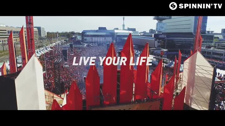Headhunterz & Crystal Lake - Live Your Life (Official Video HD) | Music Planet