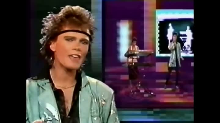 Видео: Heaven Knows - Lucky Guy /Eurotops 1986/ Modern Talking Cover