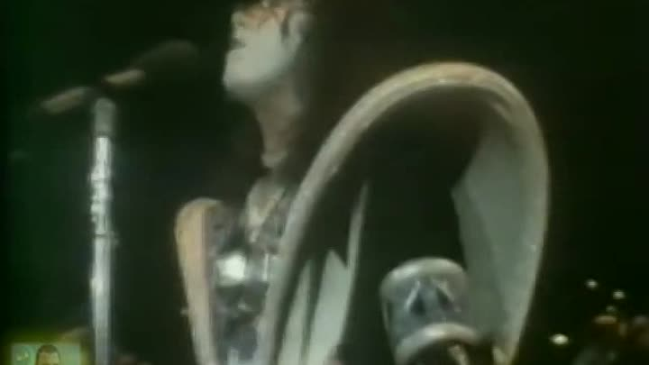 Видео: Kiss - I Was Made For Lovin You (1979) (Dvoretsky)