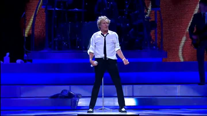 Видео: ROD STEWART - Some Guys Have All The Luck Live - PETRIDISGEORGE 2016