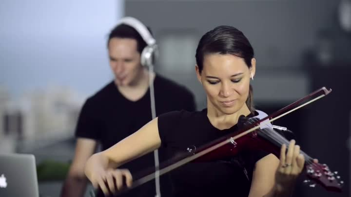 Caitlin De Ville - -Electric Violin & DJ Collab _Chill