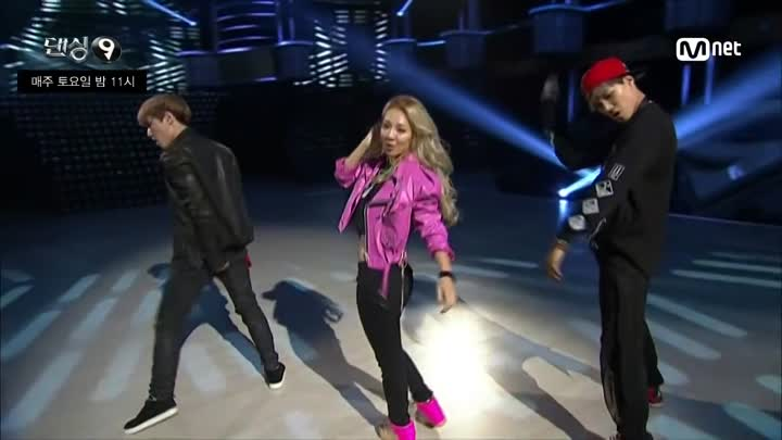 Видео: [댄싱9-Dancing9] Girls' Generation & EXO Special Collaboration Stage (No Cut)!