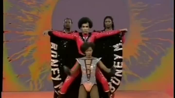 Видео: BONEY M. _Rasputin_ [Album Version]-