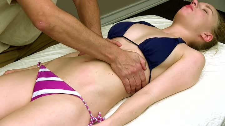 Massage Therapy Abdominal Techniques How To By Greg Gorey LMT Bodywork Masters